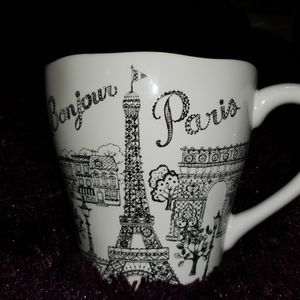 Eiffel Tower mug 3 for $15 (A2)